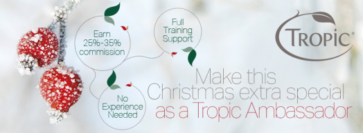Become a Tropic Ambassador