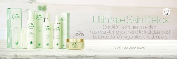 January Detox Tropic ABC Collection