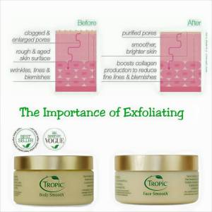 Why is exfoliating important?