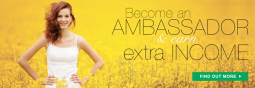 Become a Tropic Ambassador