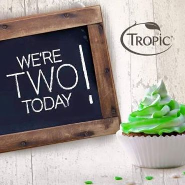 Tropic Birthday Free Delivery
